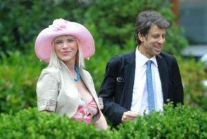 Ilona Staller & Riccardo Schicchi