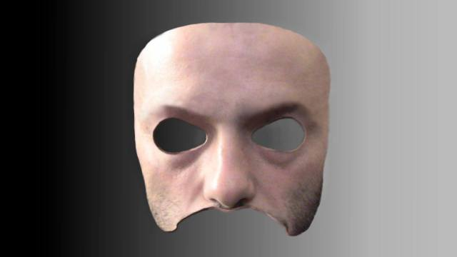Ivan Pes, la mia maschera per questo carnevale