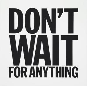 non aspettarti nulla
