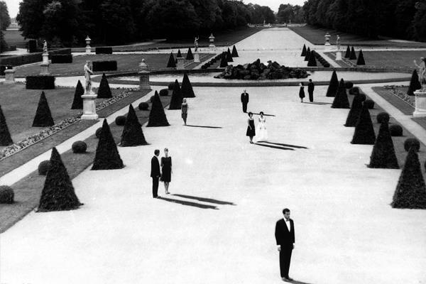L'année dernière à Marienbad, Alain Resnais, 1961. from Francesco Izzo > Loris dalla Nora