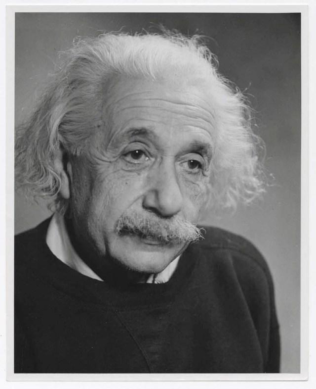 Albert Eistein (