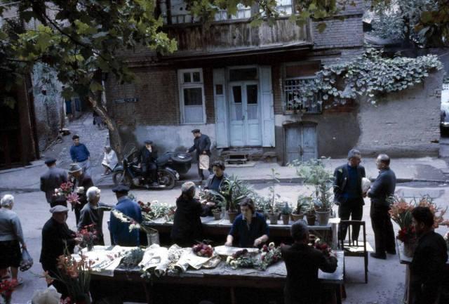 Inge Morath, Tbilisi, Georgia, 1967 (from Gio McCluskey)