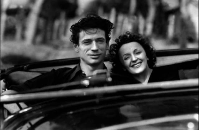 Ives Montand & Edith Piaf