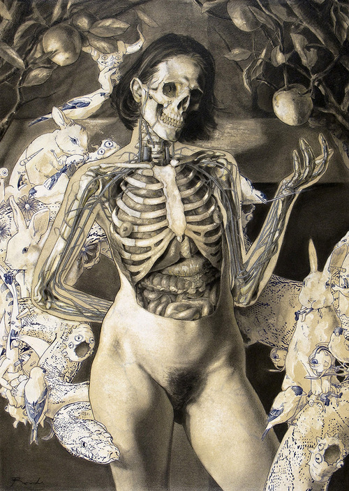 Michael Reedy, Anatomically correct