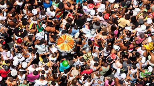 carnaval da rua