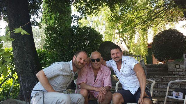 Nick, Aldo Ricci & Pasquale