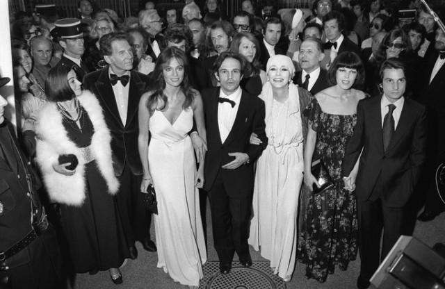 Francois Truffaut tra Jaqueline Bisset e Valentina Cortese al centro del cast de La Nuit Américaine
