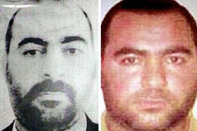 Abu-bakr-al-Baghdadi photo segnaletiche Cia