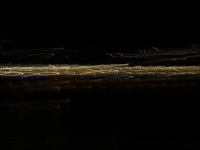 Mentone night by Mario PIschedda
