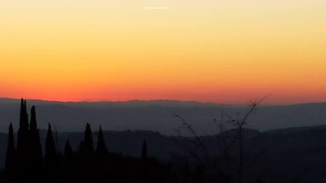 Fiesole tramonto, Fi/renzi