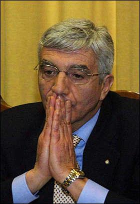 De Gennaro Gianni, presidente Fin/meccanica
