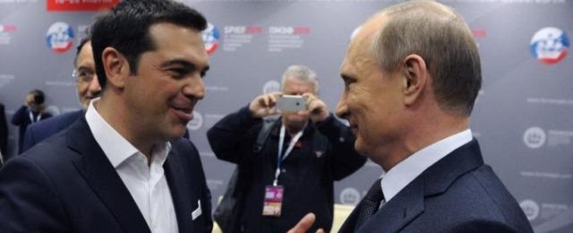 Tsipras da San Pietroburgo avverte: 'Europa non è centro del mondo'
