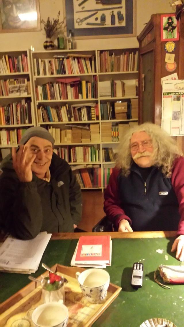 Aldo Ricci & Vincenzo Sparagna ph Sabrina de Gaetano