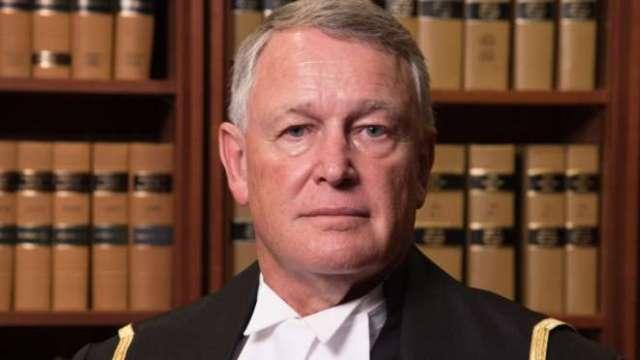 Robin Camp giudice canadese