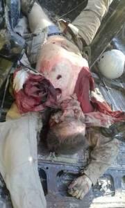 pilota russo massacrato 1