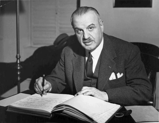 Alfredo Pizzoni capo della resistenza italiana