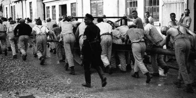 militari italiani internati prigionieri del Reich