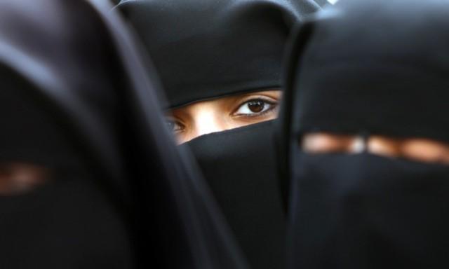 occhi donne islamiche