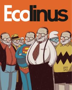 Cover Linus marzo 2016